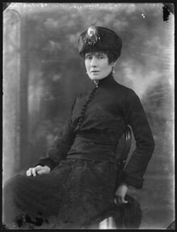 Coralie (née Hallowel-Carew), Lady Jerningham, by Bassano Ltd, 10 November 1921 - NPG x121211 - © National Portrait Gallery, London