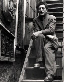 Alberto Giacometti, by Ida Kar, 1954 - NPG x125503 - © National Portrait Gallery, London