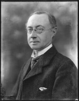 Sir Henry Charles Miller Lambert, by Bassano Ltd - NPG x121237