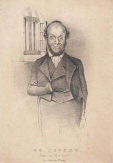 William Cuffay, after William Paul Dowling, 1848 - NPG  - © National Portrait Gallery, London