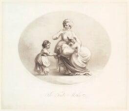 'The tender mother', by James Gillray, published by  Susannah Vivares, after  Lavinia Spencer (née Bingham), Countess Spencer - NPG D13057