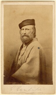 Giuseppe Garibaldi, by Duroni & Murer - NPG x16485