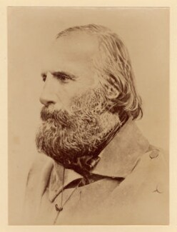 Giuseppe Garibaldi, by Unknown photographer - NPG x28190
