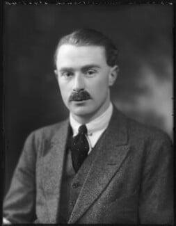 Robert Power Trench, 4th Baron Ashtown, by Bassano Ltd, 4 March 1922 - NPG x121343 - © National Portrait Gallery, London
