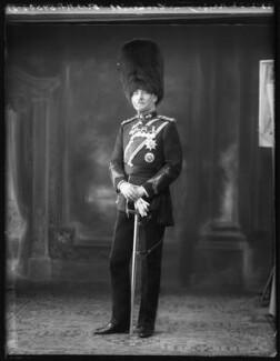 Sir George Kynaston Cockerill, by Bassano Ltd - NPG x121363