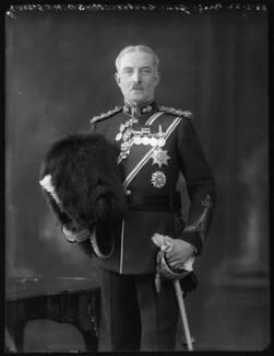 Sir George Kynaston Cockerill, by Bassano Ltd - NPG x121364
