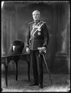 Sir George Kynaston Cockerill, by Bassano Ltd - NPG x121365