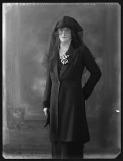 Pamela Grey (née Wyndham, later Lady Glenconner), Viscountess Grey of Fallodon, by Bassano Ltd - NPG x36653