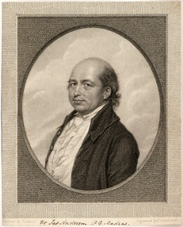 James Anderson, by Luigi Schiavonetti, after  John Smart, 1785-1810 - NPG D13242 - © National Portrait Gallery, London