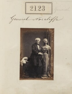 Norcliffe Norcliffe, by Camille Silvy - NPG Ax51513