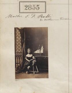 Eustace Ralli, by Camille Silvy - NPG Ax52244