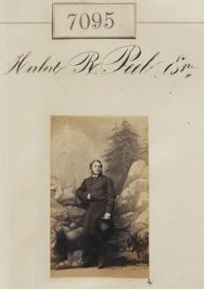 Herbert Richard Peel, by Camille Silvy - NPG Ax57011