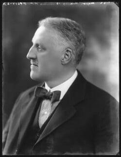 Harry Barnes, by Bassano Ltd, 23 March 1922 - NPG x121427 - © National Portrait Gallery, London