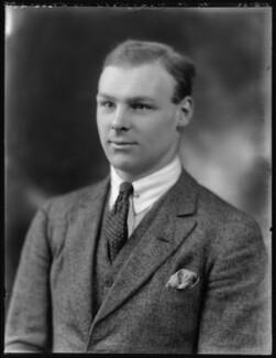 (William) Wavell Wakefield, 1st Baron Wakefield of Kendal, by Bassano Ltd - NPG x121438