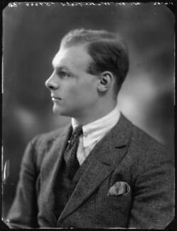 (William) Wavell Wakefield, 1st Baron Wakefield of Kendal, by Bassano Ltd - NPG x121439