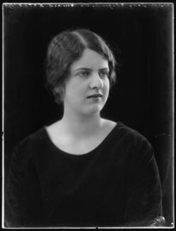 Lady Elizabeth Henrietta Maconochie-Welwood (née Howard), by Bassano Ltd - NPG x121461