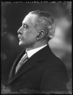 James Henry Mussen Campbell, 1st Baron Glenavy, by Bassano Ltd - NPG x121489