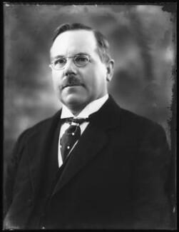 Sir Henry Maybury, by Bassano Ltd, 2 May 1922 - NPG x121521 - © National Portrait Gallery, London