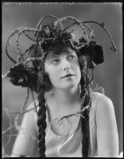Ogna Hicks in 'Its All Wrong', by Bassano Ltd, 27 January 1921 - NPG x101192 - © National Portrait Gallery, London
