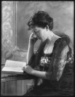 Mabel Terry-Lewis, by Bassano Ltd - NPG x101219