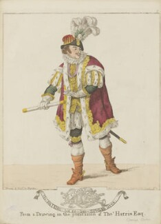 George Frederick Cooke as Richard III, by and published by Robert Dighton, published 1 December 1800 - NPG  - © National Portrait Gallery, London