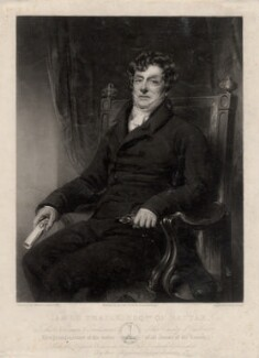 James Traill, by Henry Quilley, after  Sir John Watson-Gordon - NPG D13553