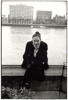 Oona King, by Victoria Carew Hunt - NPG x88080