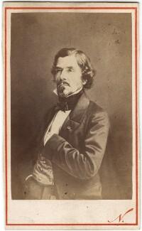 Eugène Delacroix, by Nadar - NPG Ax17178