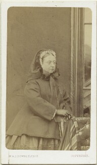 Queen Victoria, by W. & D. Downey - NPG x6848