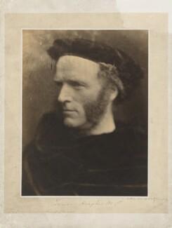 Thomas Hughes, by Julia Margaret Cameron, 1865 - NPG P986 - © National Portrait Gallery, London