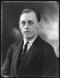 Beresford Cecil Bingham Annesley, 8th Earl Annesley, by Bassano Ltd - NPG x121569