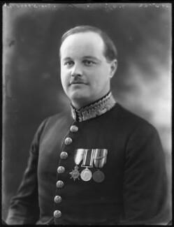 Sir George Arthur D. Ogilvie-Forbes, by Bassano Ltd - NPG x121591
