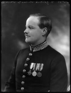 Sir George Arthur D. Ogilvie-Forbes, by Bassano Ltd - NPG x121592