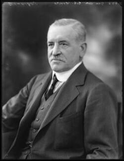 Sir Charles Carmichael Monro, 1st Bt, by Bassano Ltd - NPG x121623