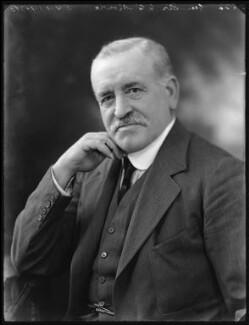 Sir Charles Carmichael Monro, 1st Bt, by Bassano Ltd - NPG x121624