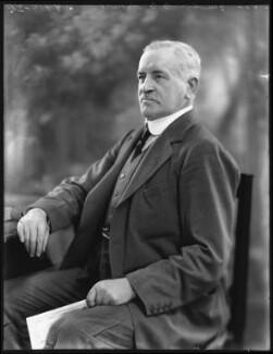 Sir Charles Carmichael Monro, 1st Bt, by Bassano Ltd - NPG x121625