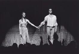 Antoinette Sibley; Sir Anthony Dowell, by Alan Bergman, 1972 - NPG x125578 - © Alan Bergman