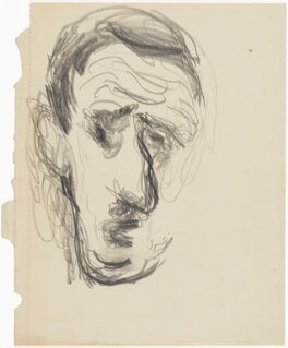 Charles André Marie Joseph de Gaulle, by Henryk Gotlib - NPG D13567