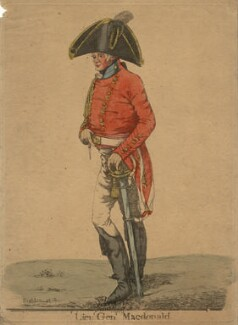 Donald Macdonald, by and published by Robert Dighton - NPG D13481