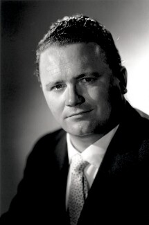 Sir Harry Donald Secombe, by Count Zichy, for  Baron Studios - NPG x125584