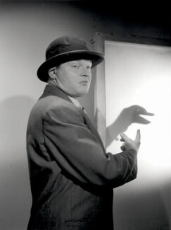 Benny Hill, by Count Zichy, for  Baron Studios - NPG x125596