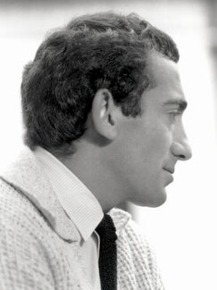 Lionel Bart, by Baron Studios, 19 April 1961 - NPG x125602 - © National Portrait Gallery, London