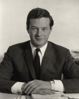 Brian Epstein, by Rex Coleman, for  Baron Studios, 6 October 1964 - NPG x125640 - © National Portrait Gallery, London