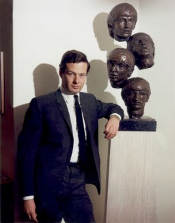 Brian Epstein, by Rex Coleman, for  Baron Studios, 6 October 1964 - NPG x125642 - © National Portrait Gallery, London