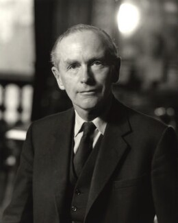 Alec Douglas-Home, by Rex Coleman, for  Baron Studios - NPG x125644