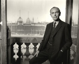 Alec Douglas-Home, by Rex Coleman, for  Baron Studios - NPG x125645