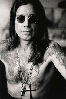 Ozzy Osbourne, by Martyn Goodacre - NPG x125613