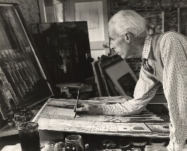 John Piper, by Lola Walker (Lola Marsden) - NPG x125625