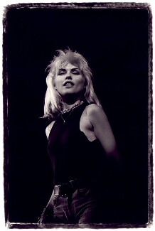 Debbie Harry, by Jill Furmanovsky - NPG x125637