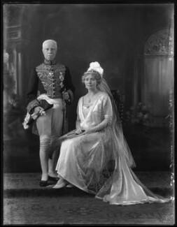 Sir Thomas Little Heath; Ada Mary (née Thomas), Lady Heath, by Bassano Ltd - NPG x121687
